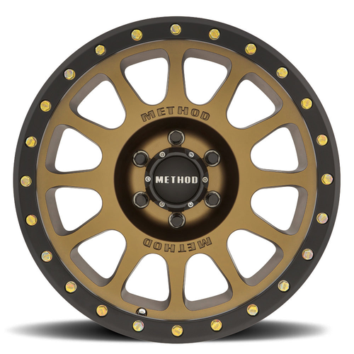 MR305 Bronze NV Method Race Wheels
