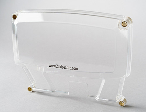 4A-GE 16v TRANSVERSE Clear Cam Gear Cover