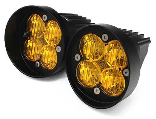 Squadron Sport Amber WC Fog Light kit