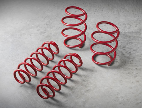 CH-R TRD LOWERING SPRINGS - FRONT AND REAR