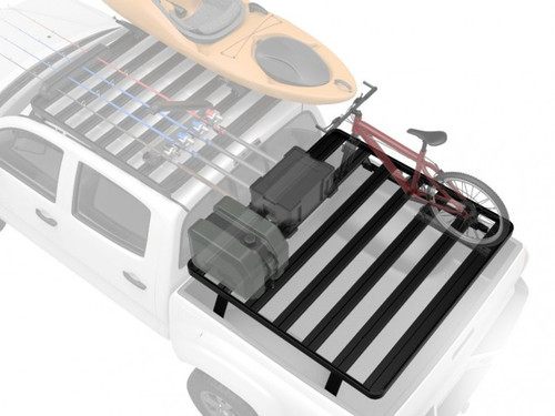 TACOMA (2005-CURRENT) SLIMLINE II LOAD BED RACK KIT (KRTT900T)