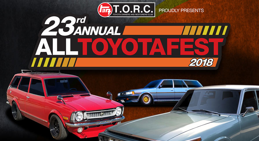 23rd Annual ToyotaFest Long Beach June 2nd, 2018