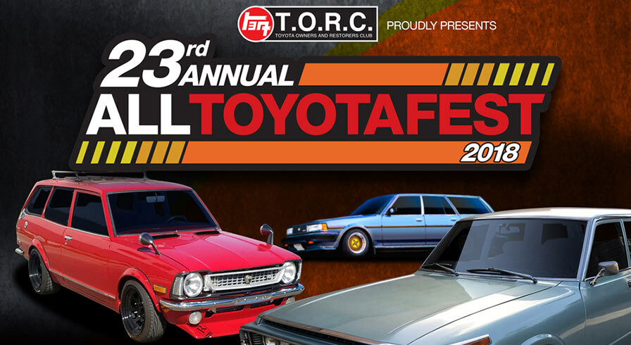 23rd Annual ToyotaFest Long Beach June 2nd, 2018