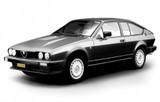 Alfetta,Giulietta,GTV6 Type116(72-87), 75(85-92)