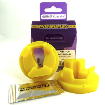 Gearbox Mount Insert Kit PFF63-420