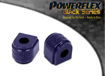 Rear Anti Roll Bar Bush 20.7mm PFR85-815-20.7BLK