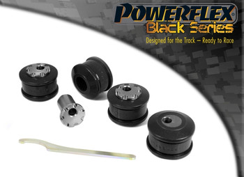 Front Upper Arm To Chassis Bush Camber Adjustable PFF3-203GBLK