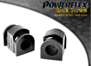 Front Anti Roll Bar To Chassis Bush 22mm PFF19-1503-22BLK
