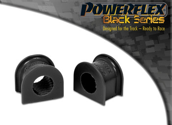Front Anti Roll Bar Mounts 25mm PFF63-404-25BLK