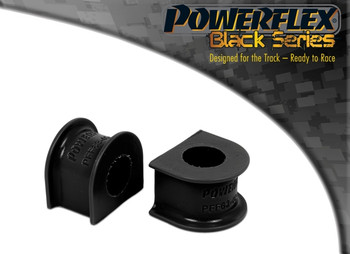 Front Anti Roll Bar Mounts 24mm PFF63-404-24BLK