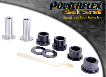 Front Arm Front Bush, Camber Adjustable PFF44-401GBLK
