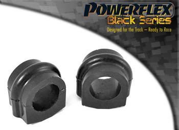 Front Antil Roll Bar Mount 27mm PFF46-202-27BLK