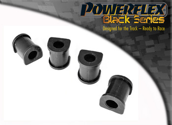 Rear Anti Roll Bar Bush 18mm PFR57-412-18BLK