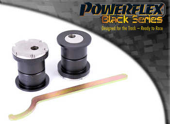 Front Track Control Arm Inner Bush, Camber Adjustable PFF57-801BLK