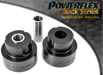 Front Wishbone Rear Bush PFF66-201BLK