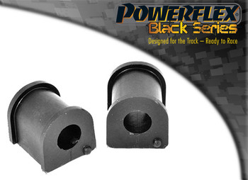 Rear Anti Roll Bar Bush 17mm PFR66-210-17BLK