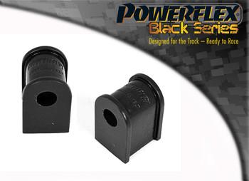 Front Anti Roll Bar Mounting Bush 12.7mm PFF66-406-12.7BLK