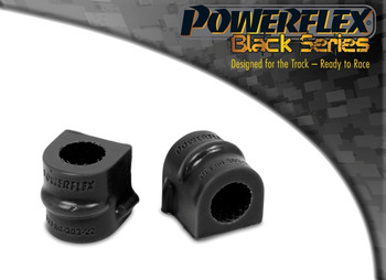 Front Anti Roll Bar Mounting Bush 22mm PFF80-303-22BLK