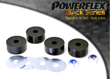 Front Anti Roll Bar Mounting Bolt Bushes PFF80-408BLK