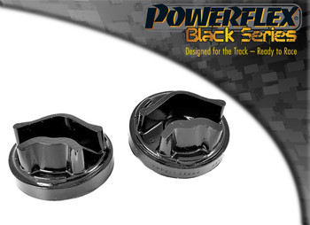 Front Lower Engine Mount Insert Petrol PFF80-1320BLK