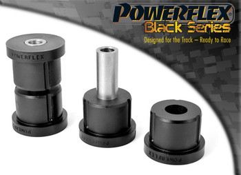 Rear Tie Bar To Chassis Bush PFR80-607BLK