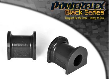 Rear Anti Roll Bar Bush to Chassis 22mm PFR85-1312-22BLK