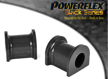 Rear Anti Roll Bar Bush to Chassis 24mm PFR85-1312-24BLK