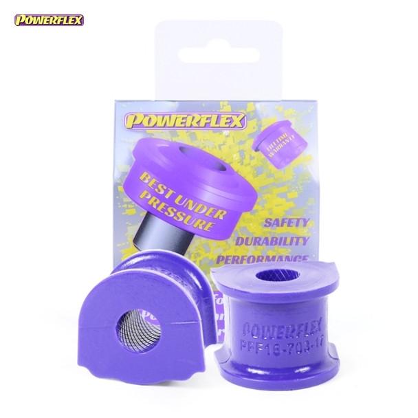 POWERFLEX FRONT ANTI ROLL BAR BUSH 17MM PFF16-703-17