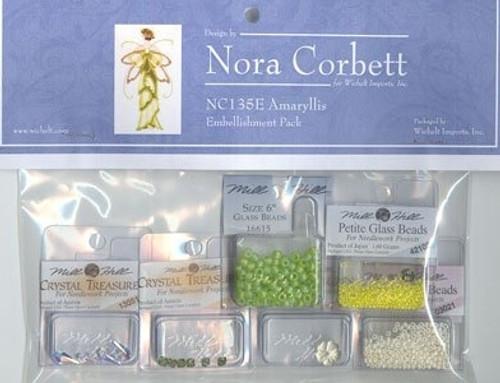 Amaryllis-Spring Garden - Pixie Couture Collection / Nora Corbett