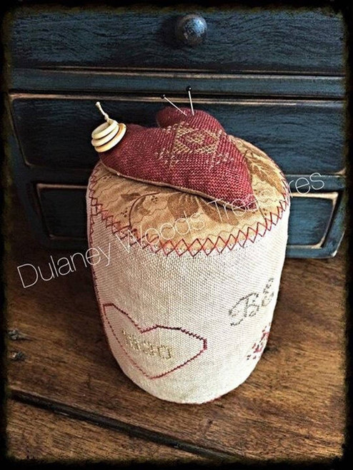 Be Mine Pinkeep Drum / Dulaney Woods Treasure