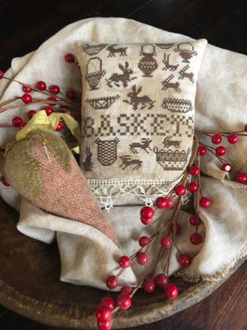 Antique Bunnies & Baskets / Shakespeare's Peddler