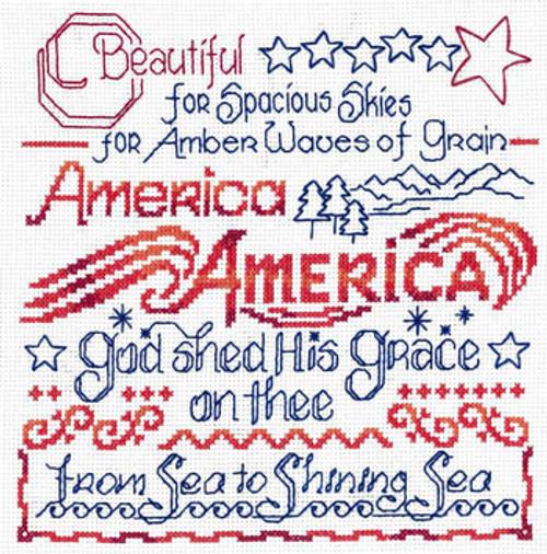 America The Beautiful / Imaginating