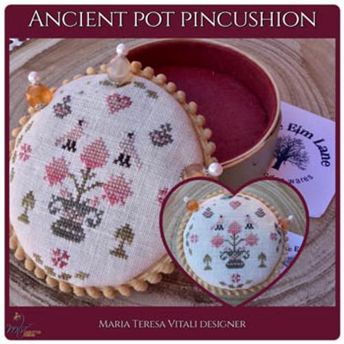 Ancient Pot Pincushion / MTV Designs