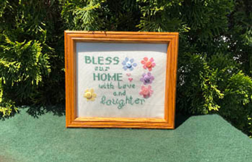 Bless Our Home / Poppy Kreations