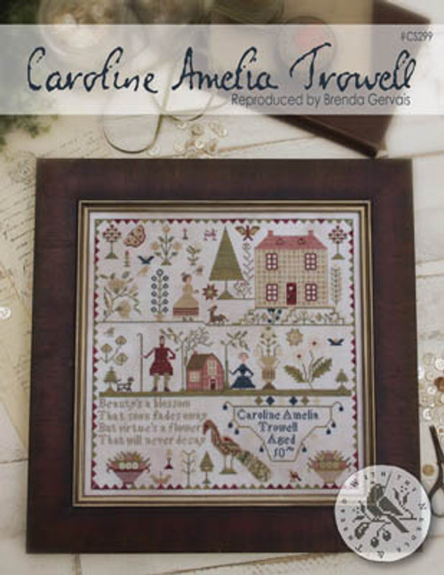 Caroline Amelia Trowell / With Thy Needle & Thread