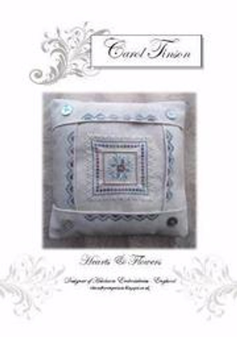 Hearts and Flowers / Heirloom Embroideries