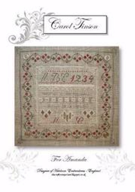 For Amanda / Heirloom Embroideries