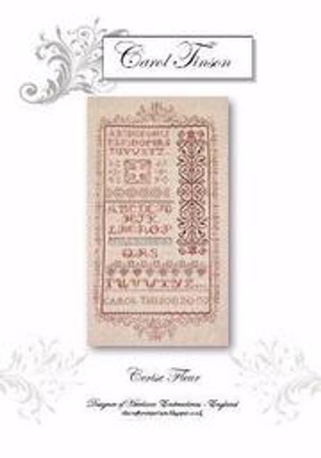 Cerise Fleur / Heirloom Embroideries