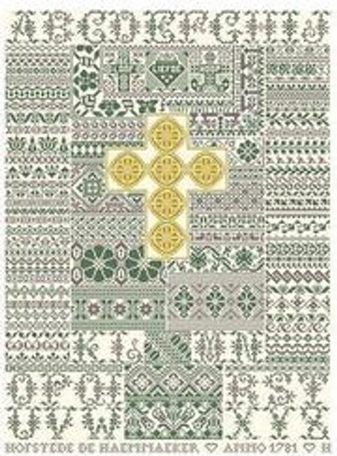 Byzanthium Cross / Jan Houtman Designs