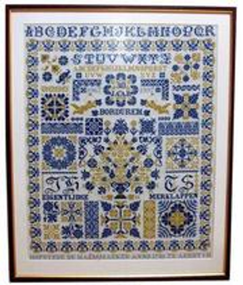 30 Years Embroidery / Jan Houtman Designs