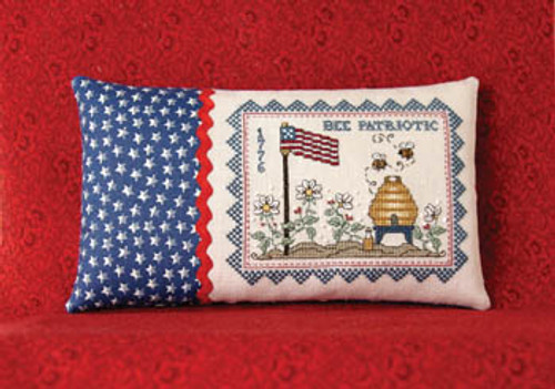 Bee Patriotic (3pk) / Bee Cottage, The