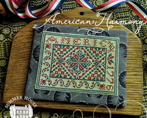 American Harmony (1/3) / Summer House Stitche Workes