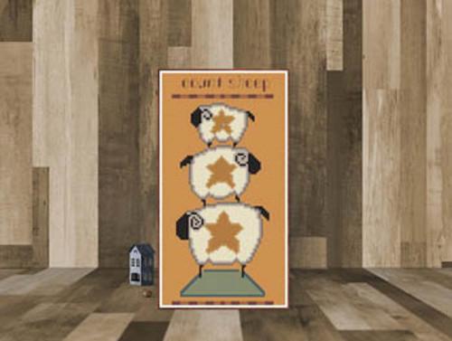 Count Sheep / Susanamm Cross Stitch