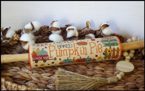 Freshly Baked Pumpkin Pie / New York Dreamer