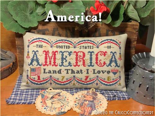 America! / Calico Confectionery