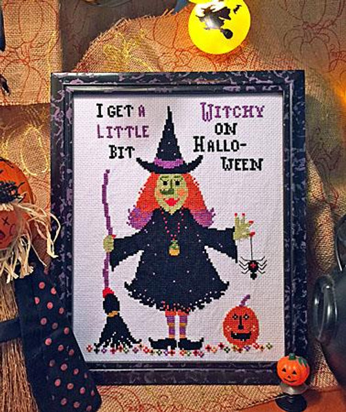 A Little Witchy / Calico Confectionery