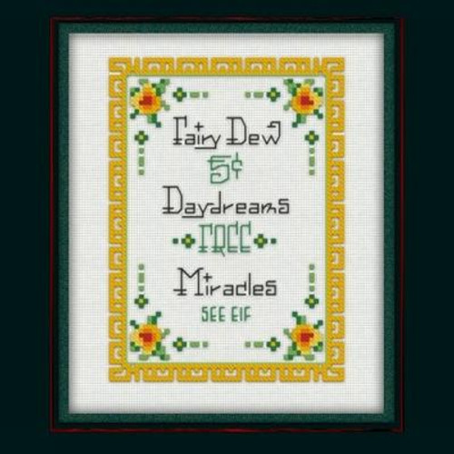 Fairy Dew Daydreams Miracles / Carousel Charts