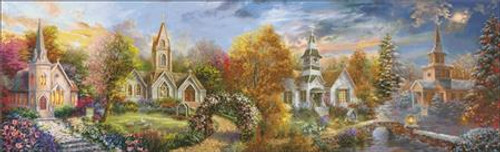 A Church For All Seasons / Charting Creations