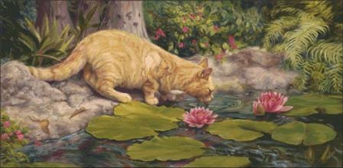 A Drink At The Pond / Charting Creations