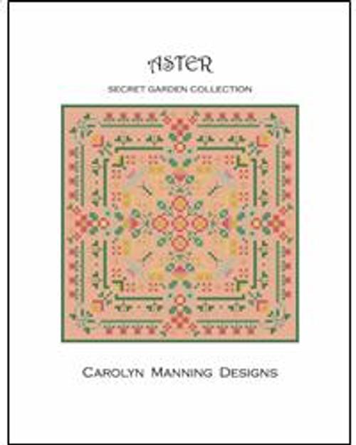 Aster (Secret Garden Collection) / CM Designs
